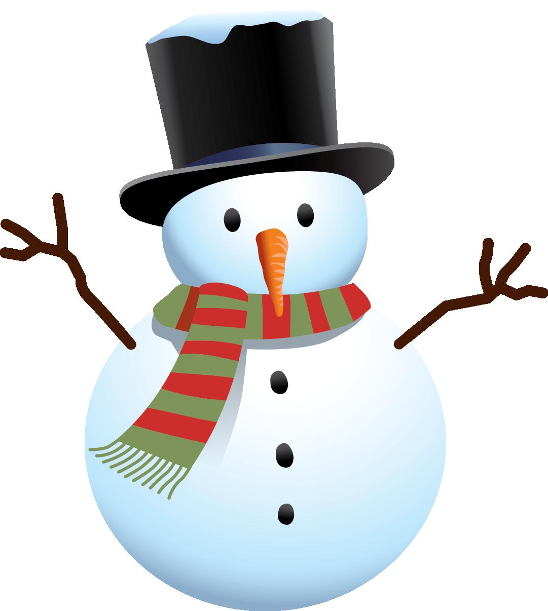 Merry Medisolving Snowman
