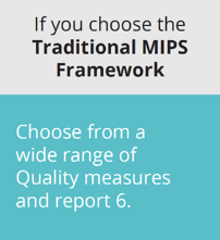 MIPS Framework 2022 Quality Requirements