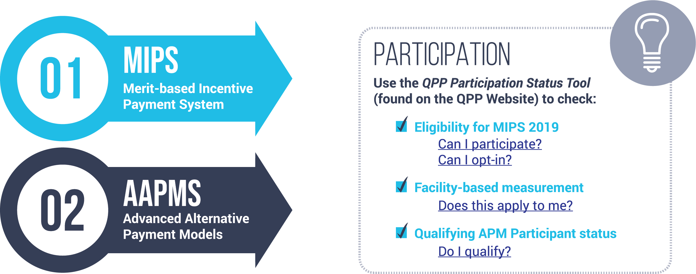 An Overview of the 2019 Quality Payment Program: MIPS vs