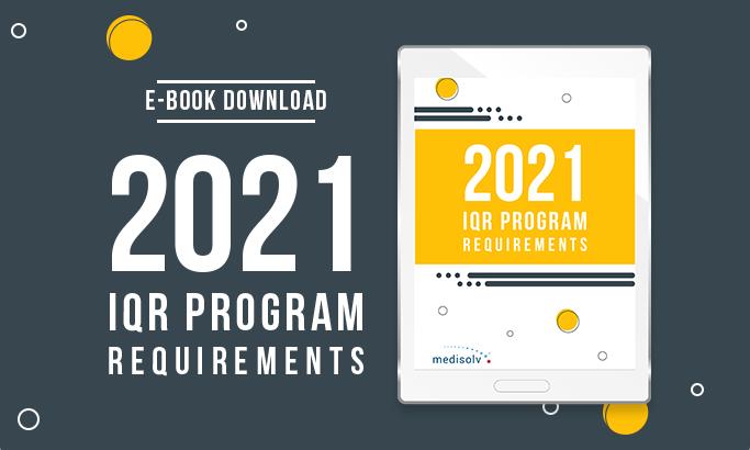 2021 Hospital IQR Program Requirements eBook