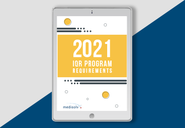 2021 IQR-Program Requirements ebook