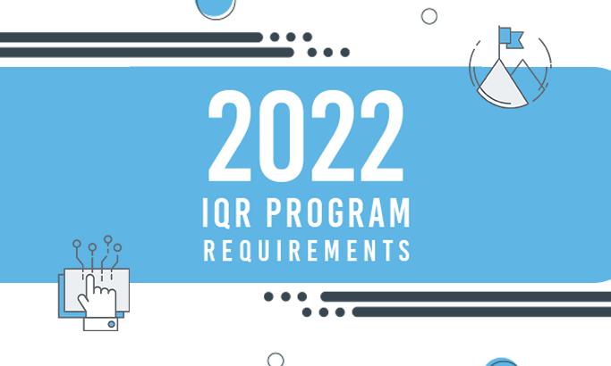 2022 Hospital IQR Program Requirements