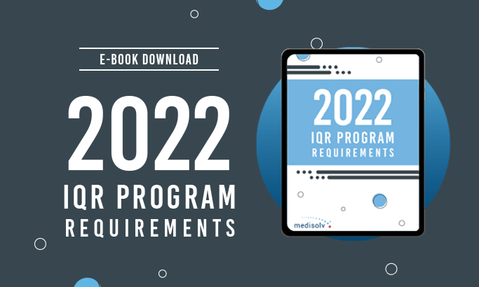2022 IQR Program Requirements eBook
