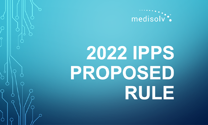 2022 IPPS Proposed Rule