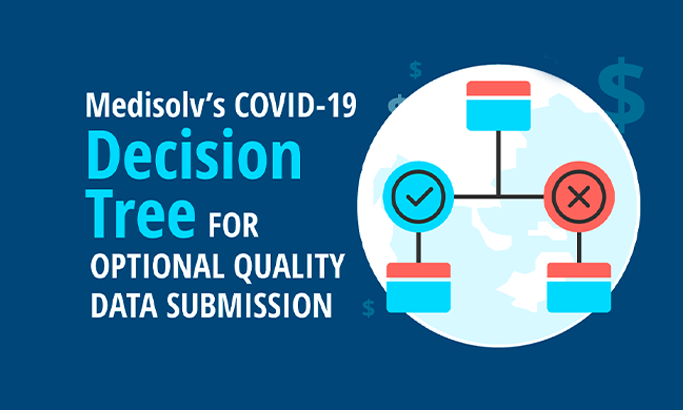 COVID-19 Decision Tree for Optional Data Submission