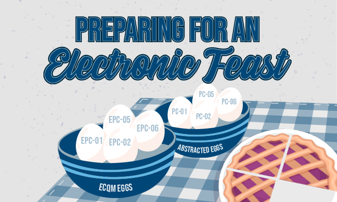 Preparing for an electronic feast