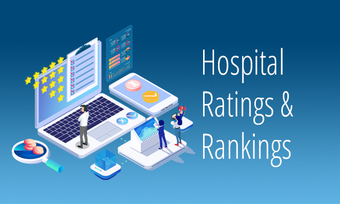 Hospital Ratings and Rankings: You Are What Your Data Says You Are