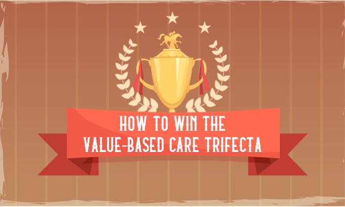 An infographic about how to succeed in Medicare's three value-base reimbursement programs