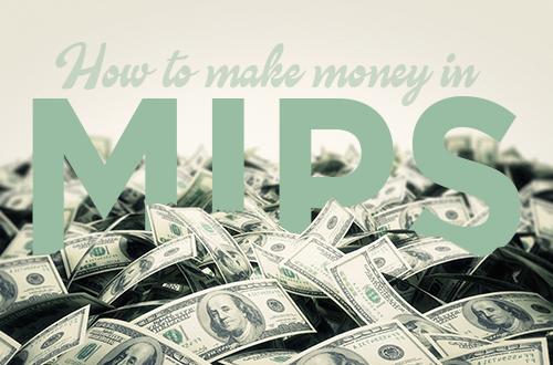 Make-Money-MIPS