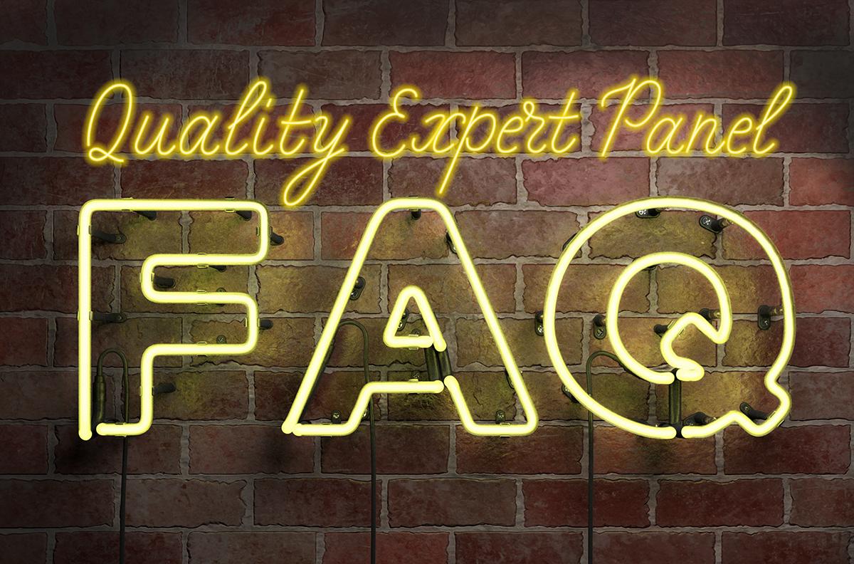 Quality-FAQs