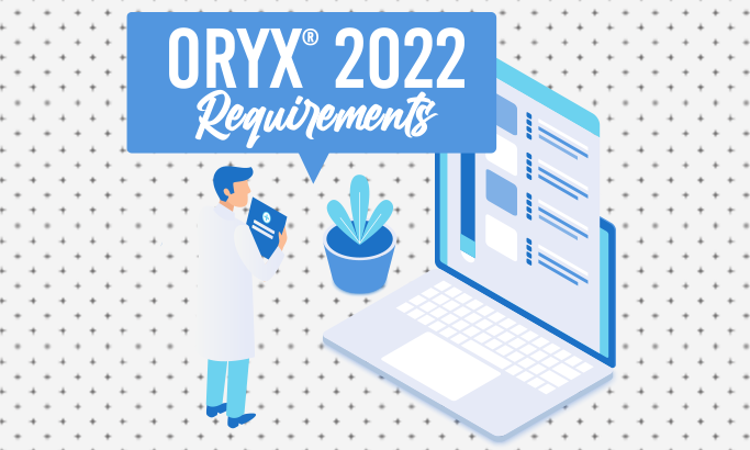 2022 TJC ORYX Requirements